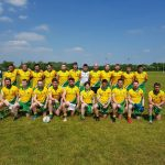 15 St Nicks GAA men in county team